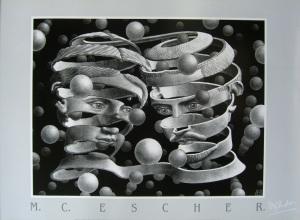 Lazos de Unión. M.C. Escher