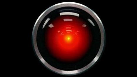 Hal-9000. Odisea 2001. Stanley Kubrick