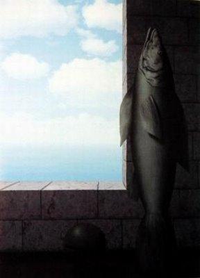 La Búsqueda de la Verdad. Magritte