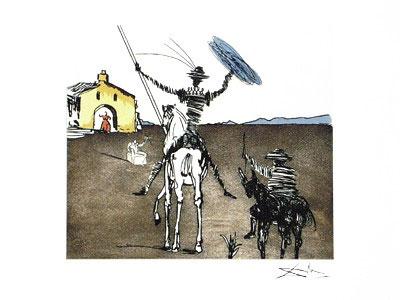 El Sueño Imposible. Salvador Dalí
